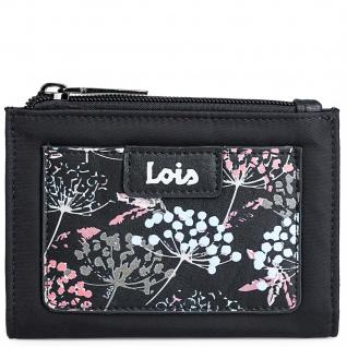 Lois Portmonnaie Für Damen Geldbeutel Brieftasche Geldtasche RFID-Schutz 304021 - Vorschau 3