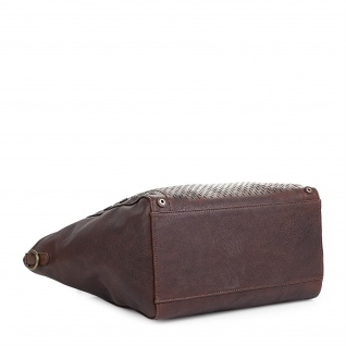 Lois Handtasche Für Damen Shopping Hobo Bag Henkeltasche Elegant Schultertasche 9638 - Vorschau 3