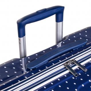 V&L 2Er Hartschalen Koffer-Set Koffer Reisegepäckn Reisekoffer 80100 - Vorschau 2