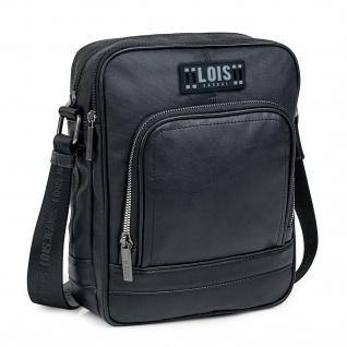 Lois Umhängetasche Für Herren Ipad Oder Tablet Kuriertasche Cross-Body Bag 302826