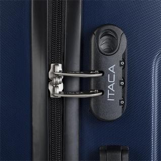 Itaca 2Er Hartschale Kofferset ABS. 4 Rollen. Reisekoffer. Reisegepäck. 2 Große: Kabine Und Mittlere Koffer 771115 - Vorschau 3