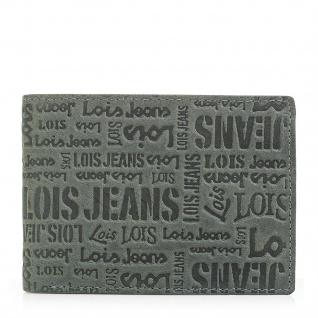 Lois Geldbörse Brieftasche Kartenhalter Aus Leder Brieftasche 11711 - Vorschau 4