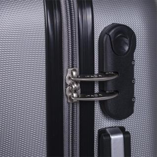 Itaca Hartsreisenkoffer 55 Cm ABS, 4 Rollen. Kabinengepäck. Handgepäck. Reisekoffer Low Cost Ryanair Koffer. Boardcase. 71150 - Vorschau 3