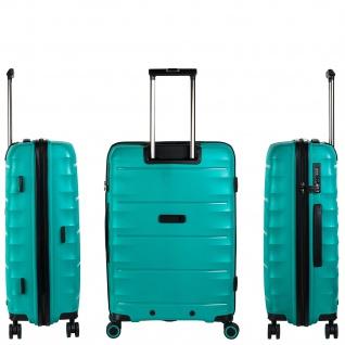 JASLEN Set 3 Trolley-Koffer 50/60/70 Cm Koferset Reisekoffer 161000 - Vorschau 5