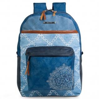 Lois Rucksack Laptop 15 Backpack Messenger Bag 301504 - Vorschau 3
