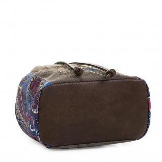 SKPAT Handtasche Für Damen Henkeltasche Schultertasche Bucket Bag Einkaufen Oder Reisen 95682 - Vorschau 3