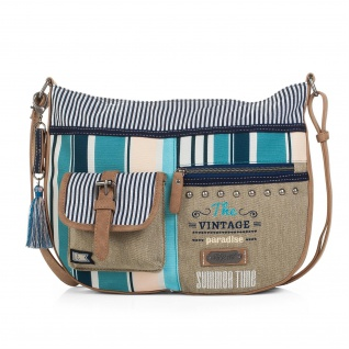SKPAT Umhängetasche Für Damen Schultertasche Praktisch Und Leicht. Qualität Tasche 92948 - Vorschau 4