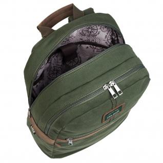 Lois Lässiges Rucksack Für Herren 15 Laptop Messenger Backpack 303336 - Vorschau 5