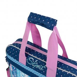 SKPAT Aktenkoffer Für Schüler Aktentasche Blautöne 130006 - Vorschau 2