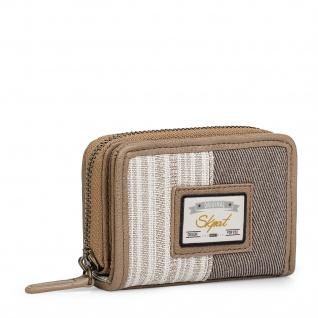 SKPAT Portmonnaie Für Damen Geldbeutel Brieftasche Münztasche Geldtasche 301727