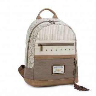 SKAPAT Rucksack Für Damen Backpack Tragetasche 301799