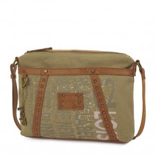 Lois Unhängetasche Für Damen Shopping Bag Tote + Schultertasche Segeltuch Geräumig 91749