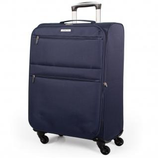 Itaca Kabinereisenkoffer 55 Cm EVA-Polyester, 4 Rollen. Kabinengepäck. Handgepäck. Robuster Koffer. Reisekoffer. I52750