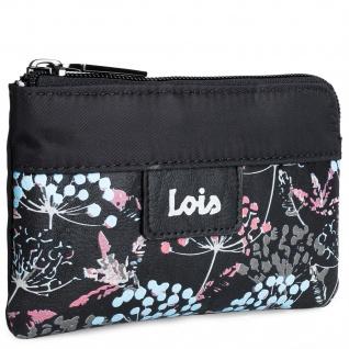 Lois Münztasche Für Damen Geldbeutel Brieftasche Geldtasche RFID-Schutz 304007