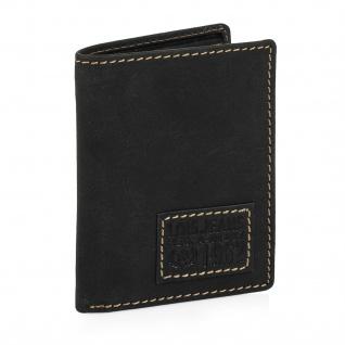 Lois Brieftasche Für Herren Leder Scheintasche Geldtasche Kartenhalter 11418