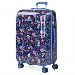 Mittelgroßer Koffer Für Kinder. Hergestellt Aus Polycarbonat, Einem Leichten, Widerstandsfähigen Und Schönen Material TSA 131560