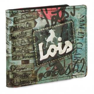 Brieftasche Für Den Mann. Geldbörse, Karte Und Banknoten Fächer. RFID-SCHUTZ. 203603