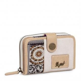 SKPAT Portmonnaie Für Damen Geldbeutel Münzbörse Kartentaschce Geldtasche 95414