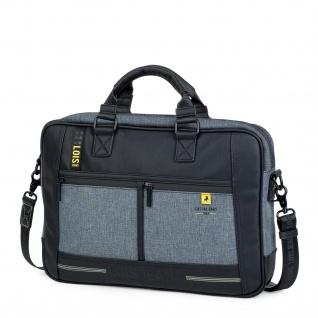 Lois Aktentasche Für Herren. Handtasche. Messenger Bar. Laptop 15. Arbeitstasche. Lässiges Design. Praktisch. Businesstasche. 96740