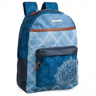 Lois Rucksack Laptop 15 Backpack Messenger Bag 301504