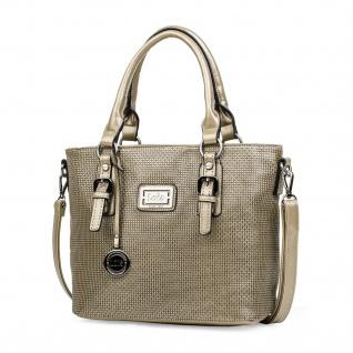 Lois Handtasche Für Damen Schultertasche Henkeltasche Umhängetasche Tote Bag 302281