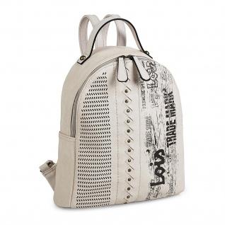 Lois Rucksack Für Damen Backpacks City Rundgang Tragetasche 302989