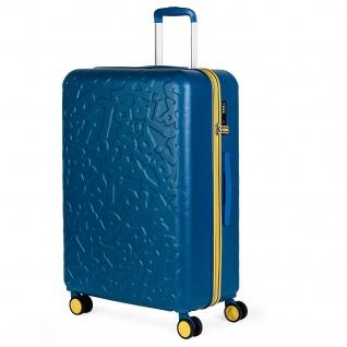 Großer Koffer. 4 Räder. 75 Cm ABS Starr. Hart, Praktisch, Bequem, Leicht Und Schön. Hohe Qualität. Vertrauenswürdige Marke Und Stil. TSA-Vorhängeschloss. 171170