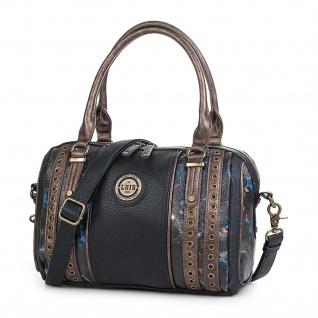 Lois Bowling Bag Henkeltasche + Umhängetasche Für Damen Handtasche Tasche 95765