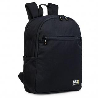 Lois Lässiges Rucksack Für Herren. 15 Laptop. Messenger Backpack. Praktisch Und Bequem. Nylon 305436