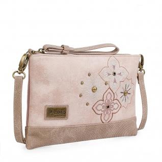 Lois Schultertasche + Kulturbeutel Für Damen Abendtasche Cross-Body Bag Tasche 302015