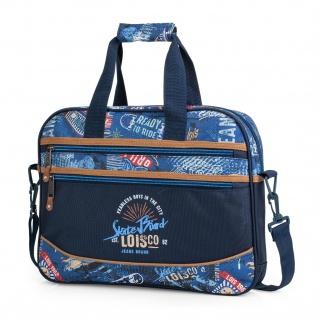 Lois Aktenkoffer Für Schüler Handtasche Für Laptop 130106