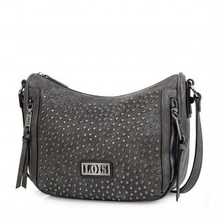 Lois Schultertasche Für Damen Umhängetasche Tasche Abendtasche Elegant 94656
