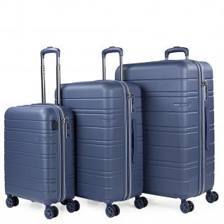 Satz Mit 3 Koffer 4 Rädern. ABS. USB. Dehnbar, Hart, Bequem Und Leicht. TSA-Sperre. Kleine, Mittlere Und Große Größen. Qualität Und Marke 171200