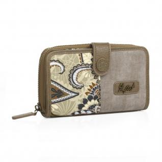 SKAPAT Portmonnaie Für Damengeldbeutel Brieftasche Geldtasche 92116