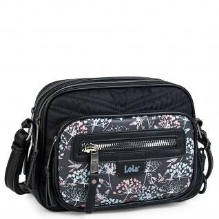 Lois Schultertasche Für Damen RFID-Schutz Abendtasche Mini Bag 304083