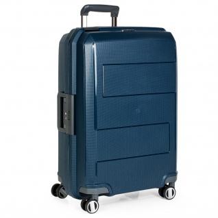 Starrer Reisekoffer, 4 Räder. 64 Cm Mittleres Polypropylen. Widerstandsfähig Und Leicht. Griffe Und TSA-Sperre. Diebstahlsicherer, Luftdichter Verschluss 161160