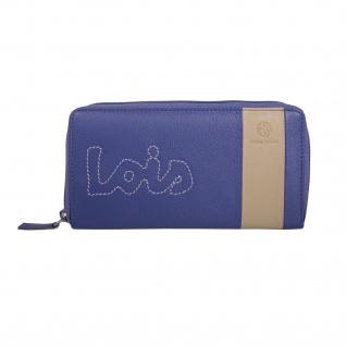 Lois Portmonnaie Für Damen Geldbeutel Brieftasche Geldtasche 28401