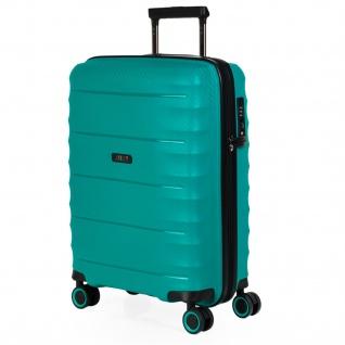 JASLEN Kabinentrolley-Koffer 50 Cm Handgepäck Reisekoffer 161050