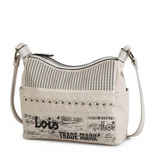 Lois Schultertasche Für Damen Umhängetasche Hobo Bag Tasche. 302956