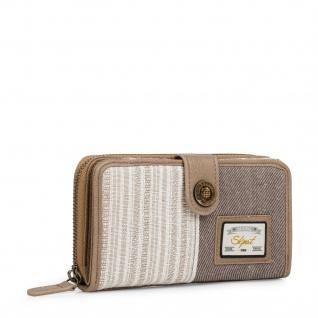 SKPAT Portmonnaie Für Damen Geldbeutel Brieftasche Cooles Design Geldtasche Kartehnhalter 301716
