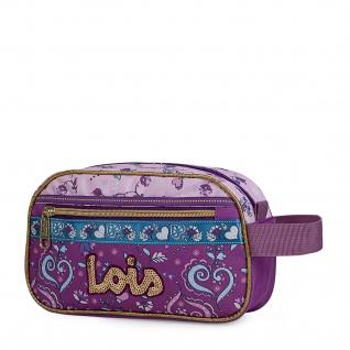Lois Kulturtasche Für Mädchen Federtasche Kaschmir Lyla Design 130223