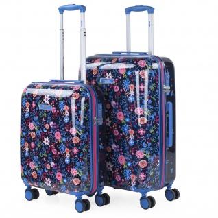 Set Aus Zwei Kinder-Hartgepäckstücken, Größe 50/60. Hergestellt Aus Polycarbonat, Einem Leichten Und Widerstandsfähigen Material TSA 131500