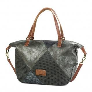 Lois Handtasche Für Damen Bowling Bag Umhängetasche Tasche Henkeltasche 96447
