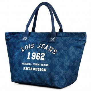Lois Strandtasche Einkauftasche Badetasche Shopper 601001