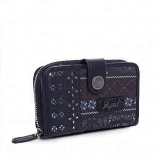 SKPAT Portmonnaie Für Damen Geldbeutel Brieftasche Geldtasche 27614