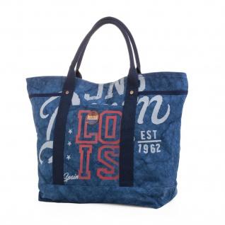 Lois Einkauftasche Für Damen Tote Bag Segeltuch Geräumig Schopper Strand Tasche 91203