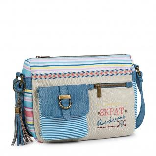 SKPAT Umhängetasche Für Damen Schultertasche Crossbody Bag 302535