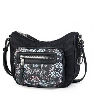 Lois Schultertasche Für Damen Umhängetasche Crossbody Bag RFID-Schutz 304056