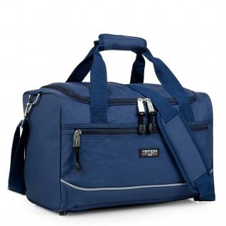 Tempo Reisetasche. Handgepäck. Sporttasche. Leicht Und Robust. Reflektierenden, Praktisch. Sportlich. Geräumig. Bequem. Handtasche. 801035