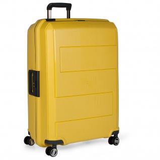 Polypropylen-Koffer Mit 4 Rädern Und Trolley 73 Cm Groß. Widerstandsfähig Und Leicht. Griffe Und TSA-Sperre. Diebstahlsicherer, Luftdichter Verschluss. 161170